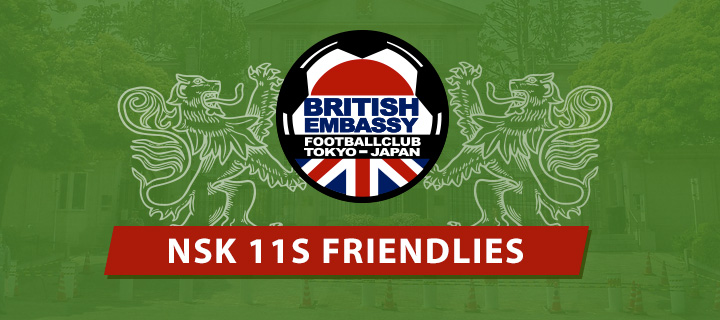 BEFC NSK Friendlies