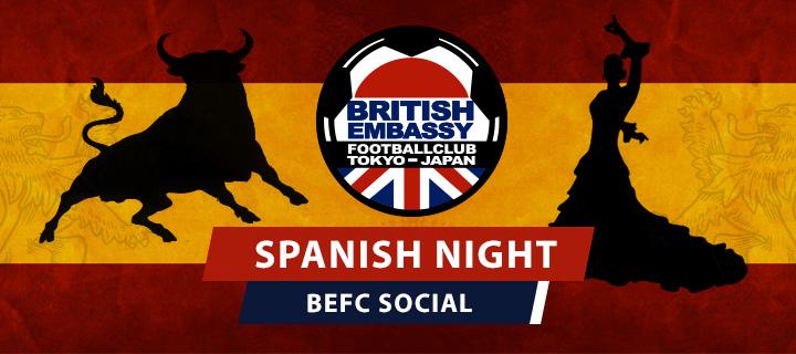 BEFC Social - Spanish Night