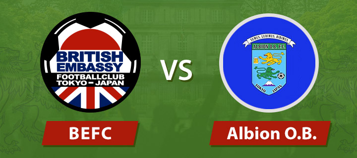 BEFC vs Albion Old Boys