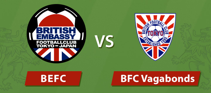 BEFC vs Vagabonds