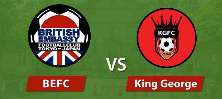 BEFC vs King George - TML Plate