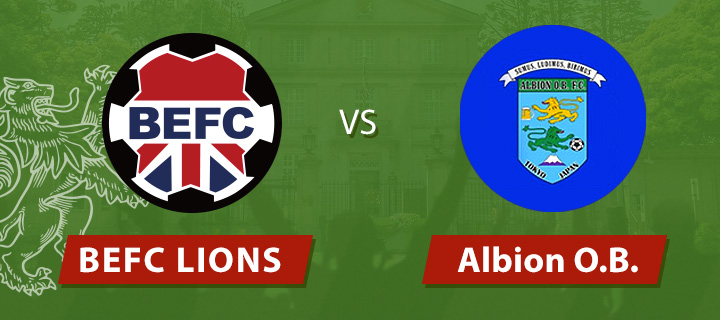 Lions Vs Albion season 2