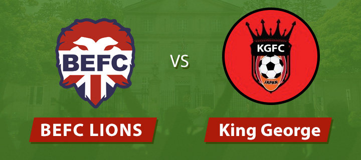 befc lions vs king george