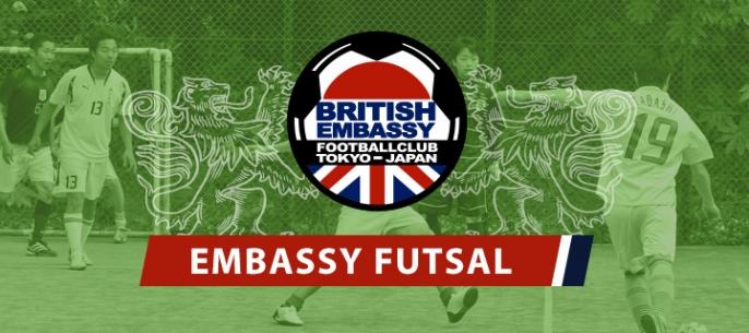 BEFC Embassy Futsal
