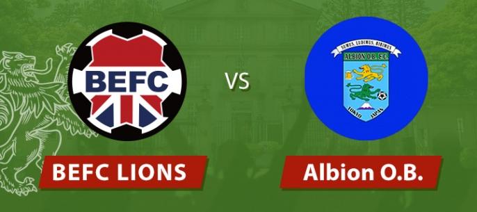 Lions Vs Albion season 2