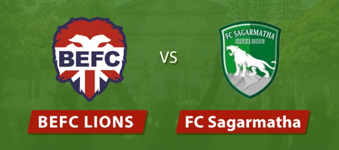 BEFC Lions vs Sagarmartha