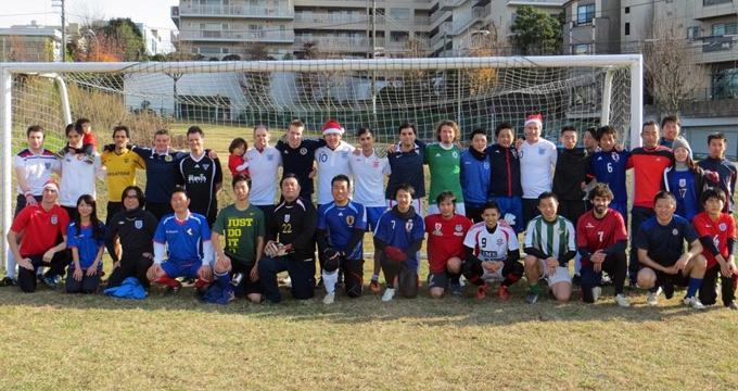 BEFC Football Remembers - Tokyo Official
