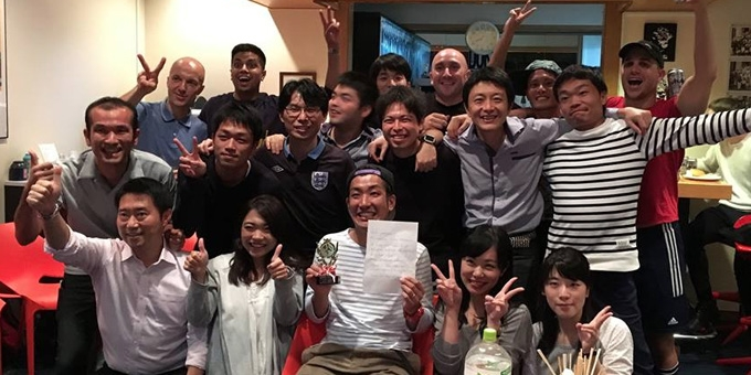 BEFC Friendly Cup 2016 - After Party and BBQ