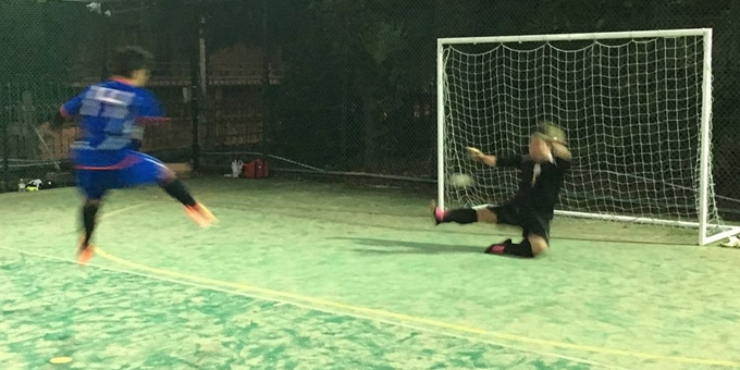 BEFC Friendly Cup 2016 - NSK vs Keidanren Penalty Shootout