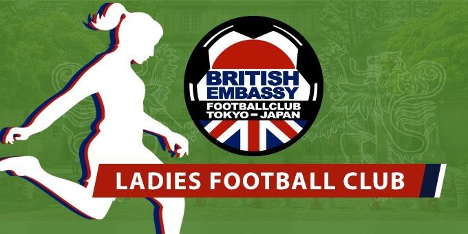 BEFC Ladies Football Soccer Club Japan Tokyo