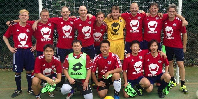 BEFC Friendly Cup 2015 - Team BEFC UK and International