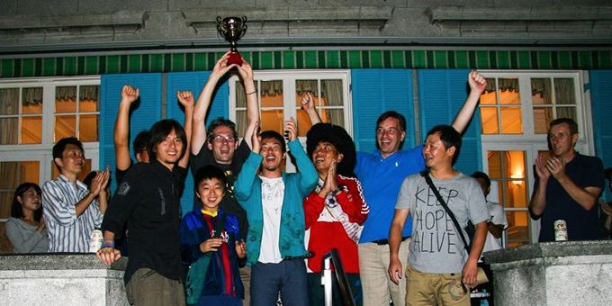 BEFC Friendly Cup 2015 - Winning team BEFC International