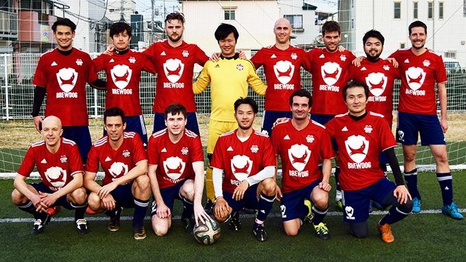 BEFC TML 14 Squad 2016