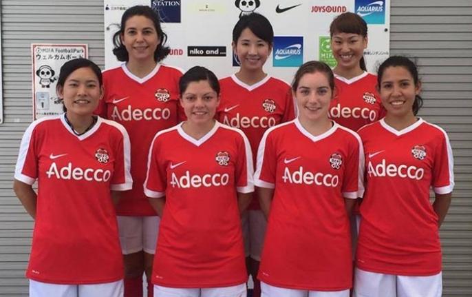 BEFC Ladies - 2017