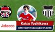 Adecco BEFC MVP vs FC International - Katsuhisa Yoshikawa
