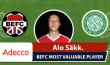 Adecco BEFC MVP vs Real Celts - Alo Sakk