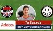 Adecco BEFC MVP vs GUTS - Yu Sasada