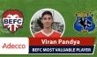 Adecco BEFC Lions MVP vs Bruno FC - Viran Pandya