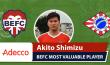 Adecco MVP BEFC Lions vs Saitama Jets - Akito Shimizu