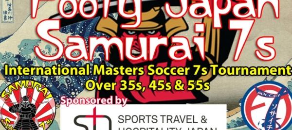 Footy Japan Samurai 7s