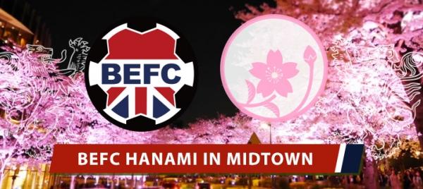 BEFC Hanami Midtown Park