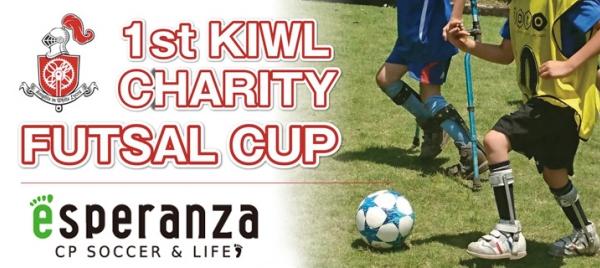 1st KIWL Charity Futsal Cup