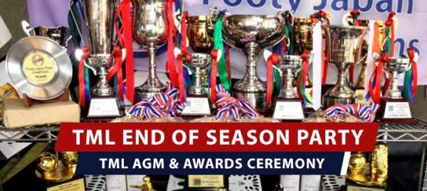 TML End of Season Party