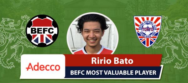 Adecco MVP BEFC vs BFC - Ririo Bato
