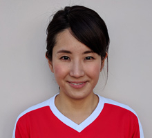 BEFC Ladies Captain - Tomoe Suzuki