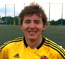 BEFC Chairman - Keith Crowley