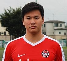 BEFC Lions - Akito Shimizu