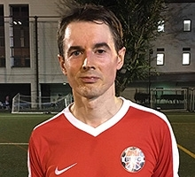 BEFC Lions - Alex Caughey