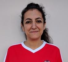 BEFC Ladies Patricia Alarcón del Río