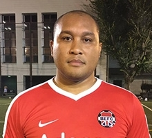 BEFC Lions - Charles Mitchell