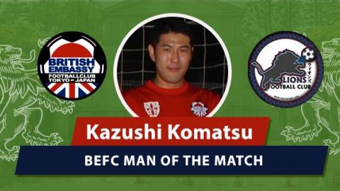 BEFC MOM - Kazushi Komatsu