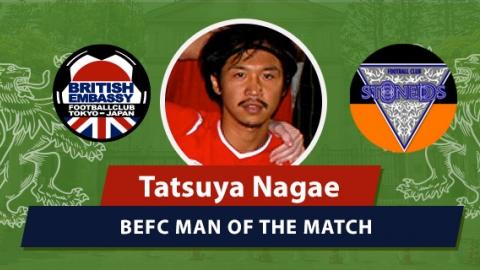 BEFC MOM - Tatsuya Nagae