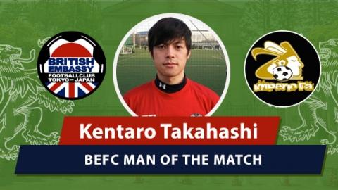 MOM - BEFC vs Imperio - Kentaro Takahashi