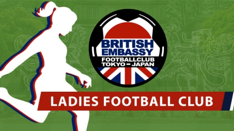 BEFC Ladies Football Soccer Club Tokyo Japan