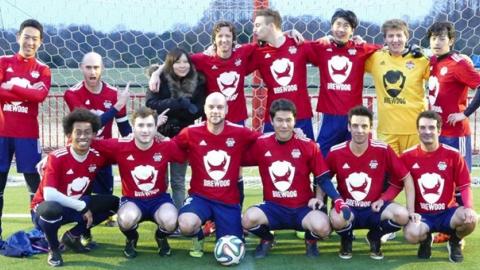 BEFC - Caner's sayonara game