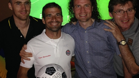 BEFC and Captain Ferdy