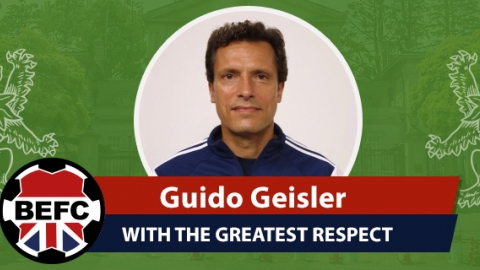 Respects to Guido Geislers